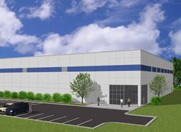 Laurens Dev Corp Selects Sherman For Spec Building
