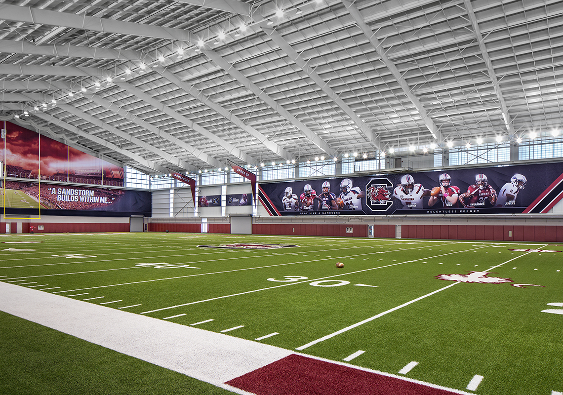 USC Indoor Football Practice Facility