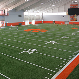 Clemson Indoor Football Practice Facility
