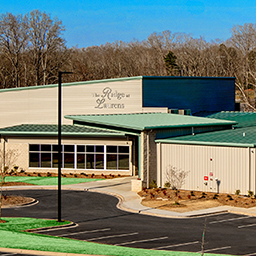 The Ridge - Laurens County Civic Center Complex