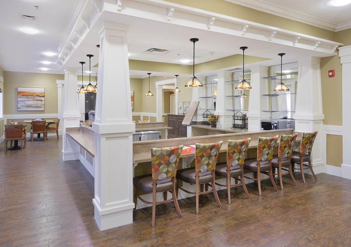 The Palmettos Of Bluffton Assisted Living Community