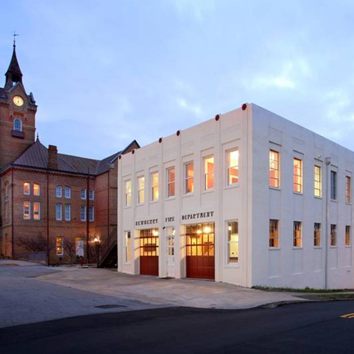 Newberry Firehouse Conference Center