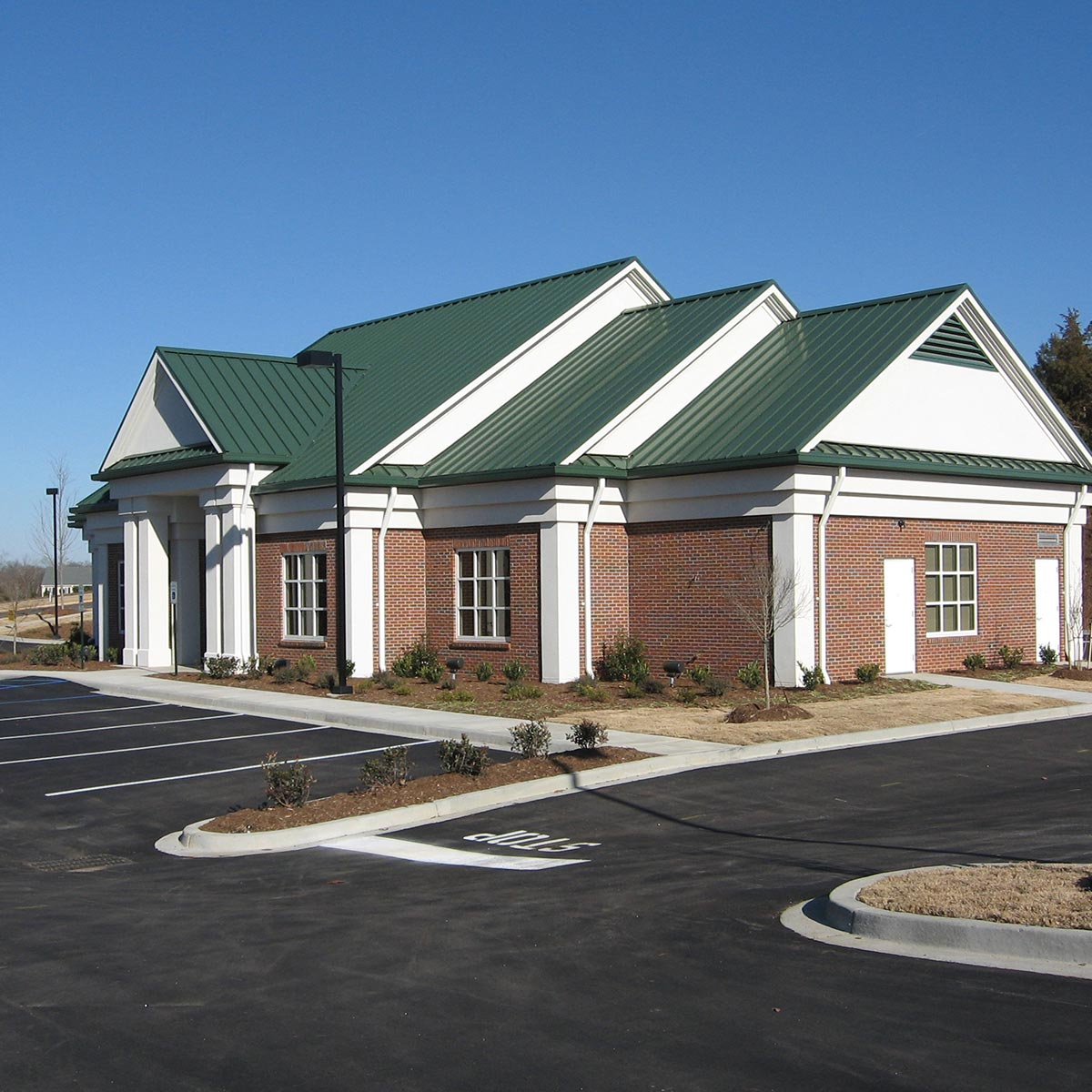 The Palmetto Bank - Pendleton Branch