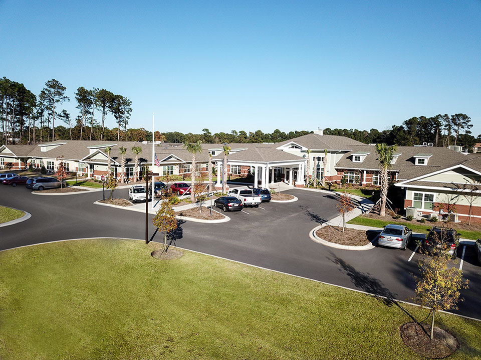 The Palmettos of Garden City Assisted Living Community