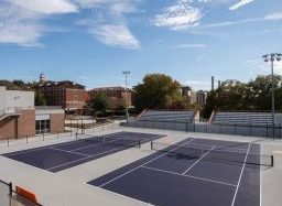 Clemson University Kicks Off 2019 Tennis Season in All-New Facility