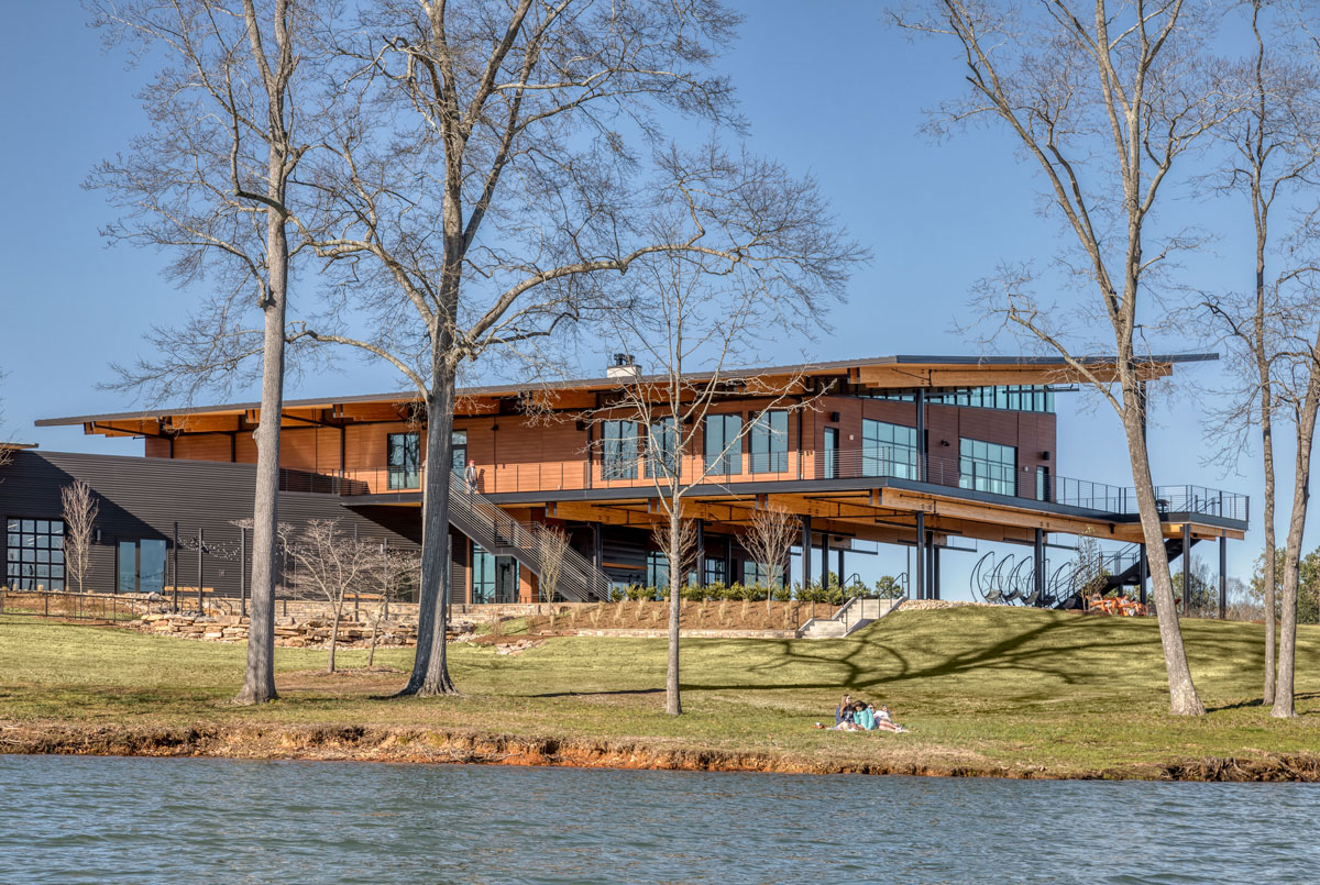 Clemson University Outdoor Education Center